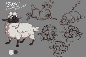 Character - Sheep